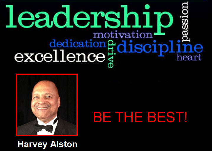 Harvey Alston Be The Best -