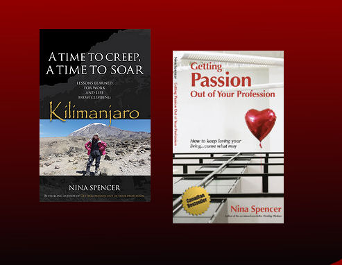 Nina Spencer - books
