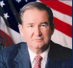 """an analysis of the influence of pat buchanan in american politics The topic of the talk is: """"the new americanism: a response to president clintons allegations of a new isolationism"""" this was taped at the cato."""