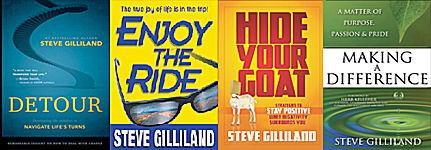 Steve Gilliland books