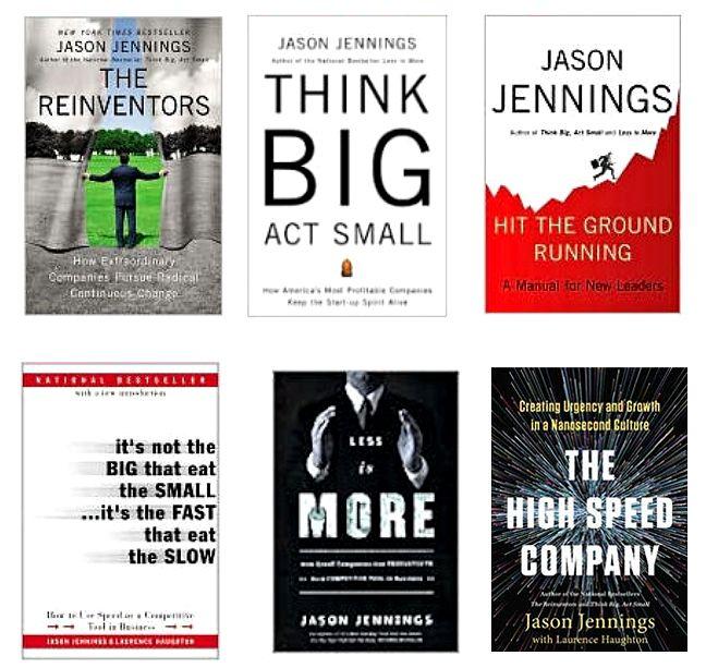 Jason Jennings Books