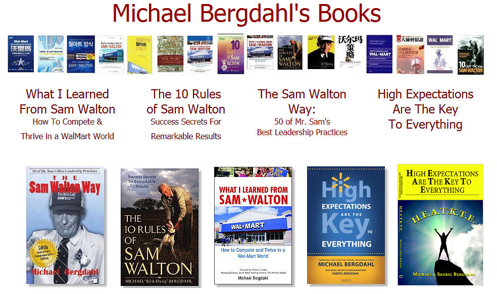 Michael Bergdahl Books