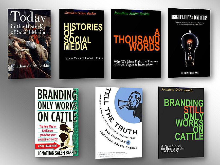 Jonathan Salem Baskin Books