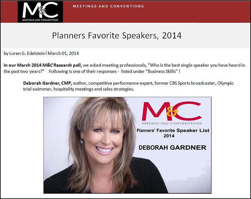 Deborah Gardner M&C