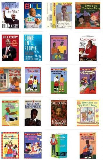 Bill Cosby BOOKS Bill Cosby