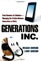generations inc Meagan Johnson