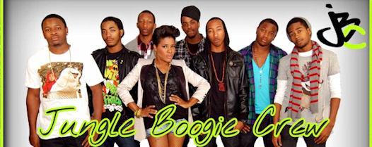 Funky Bureau The Boogie Train