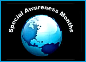 Special Awareness Month LOGO