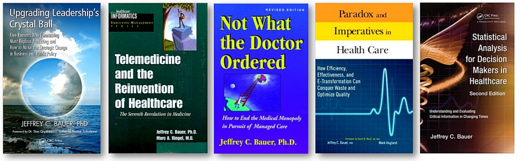 Jeff Bauer Books