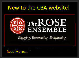 The Rose Ensemble - footer