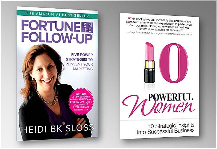 Heidi Sloss Books