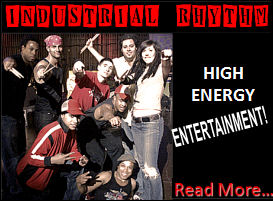 Industrial Rhythm - Hm Pg