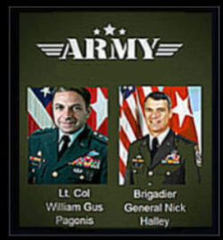 The Generals - front pg